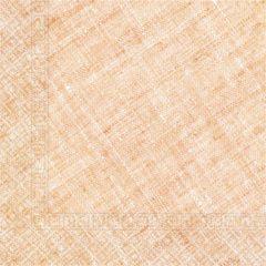 Decorata™ Compostable Solid Colour Collection - Home & Industrial Compostable Orange Three-Ply Napkins 33x33 cm FSC - 91498