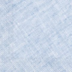 Decorata™ Compostable Solid Colour Collection - Home & Industrial Compostable Blue Three-Ply Napkins 33x33 cm FSC - 91500