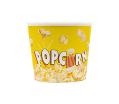 Everyday - Yellow Reusable Popcorn Bucket - 91638