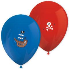 Pirates Treasure Hunt - 11 Inches Printed Balloons - 91683