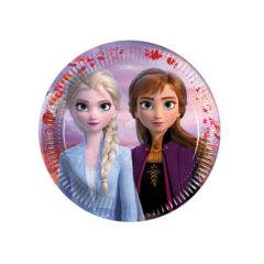 Frozen 2 - Paper Plates 16 cm - 91818