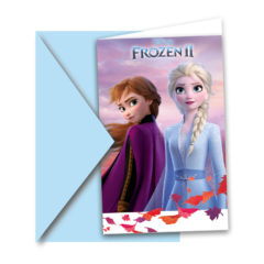 Frozen 2 - Invitations & Envelopes - 91821