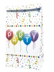 Balloons Party - Paper Party Bags FSC - 92110