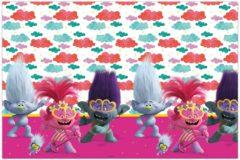 Trolls 2 World Tour - Plastic Tablecover 120x180 cm - 92143