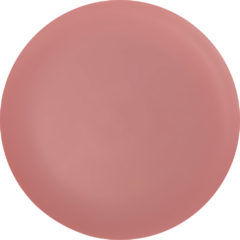 Solid Color Reusable - Red Reusable Plate 25,8 cm - 92164