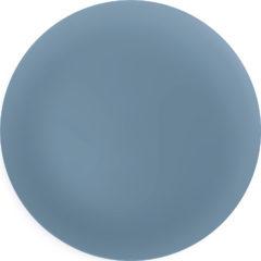 Solid Color Reusable - Blue Reusable Plate 25,8 cm - 92167
