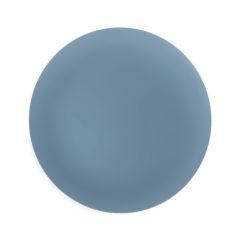 Solid Color Reusable - Blue Reusable Plate 20,5 cm - 92168