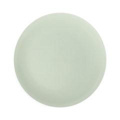 Solid Color Reusable - Mint Reusable Plate 20,5 cm - 92171