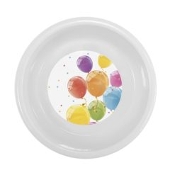 Sparkling Balloons - Reusable Bowl 16,3 cm - 92174