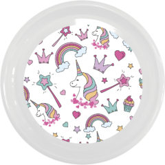 Magic Party Reusable - Reusable Plate 23 cm - 92175