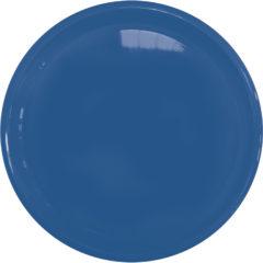 Solid Color Reusable - Solid Blue Reusable Plate 23 cm - 92183