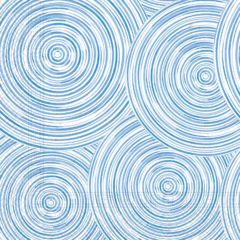 Blue Circles - Home & Industrial Compostable Three-Ply Napkins 33x33 cm FSC - 92207