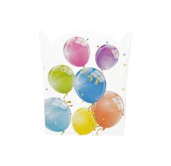 Sparkling Balloons - Mini Paper Boxes FSC - 92214
