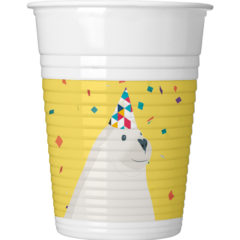 Arctic - Plastic Cups 200ml - 89626