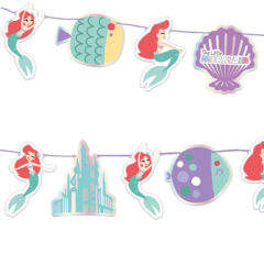 Ariel Under The Sea - Garland Kit - 89058