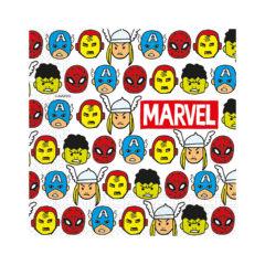 Avengers Pop Comic - Three-ply Paper Napkins 33x33cm - 89904