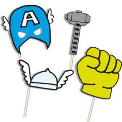 Avengers Pop Comic - Photo Props - 89020