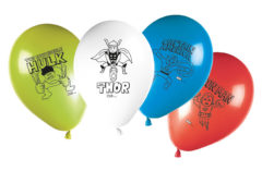 Avengers Team Power - 11 Inches Printed Balloons