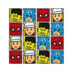 Avengers Team Power - Two-ply Paper Napkins 33x33cm - 89196