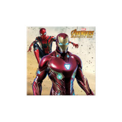 Avengers Infinity War - Two-ply Paper Napkins 33x33cm - 89478
