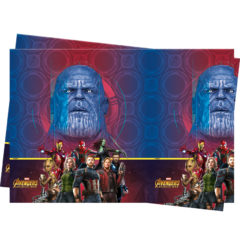 Avengers Infinity War - Plastic Tablecover 120x180cm - 89479