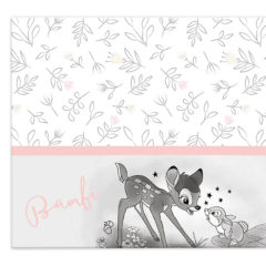 Bambi Cutie - Plastic Tablecover 120x180cm - 89042