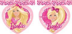 Barbie Magic - Die-cut Flag Banner (9 Flags) - 86018