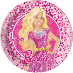 Barbie Magic - Paper Plates Large 23cm