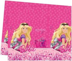 Barbie Magic - Plastic Tablecover 120x180cm