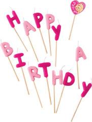"Barbie Magic - ""happy Birthday"" Toothpick Candles"