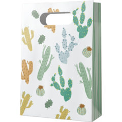 Decorata™ Compostable Cacti - Paper Party Bags - 90880