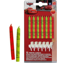 Cars 3 - Birthday Candles - 81575