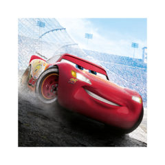 Cars The Legend of the Track - Two-ply Paper Napkins 33x33cm - 89467