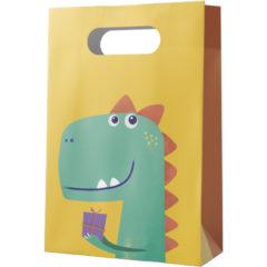 Decorata™ Compostable Dinosaur Roar - Paper Party Bags - 90569
