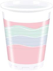 Elegant Party - Plastic Cups 200ml