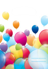 Flying Balloons - Party Bags