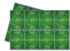 Football Party - Plastic Tablecover 120x180cm