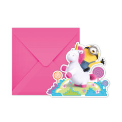 Fluffy - Die-cut Invitations & Envelopes - 89963