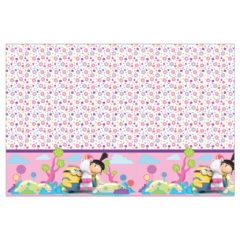 Fluffy - Plastic Tablecover 120x180cm - 89910