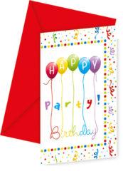 happy birthday streamers procos