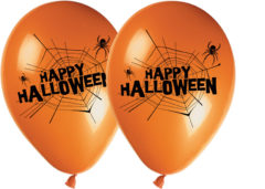 Happy Spooky Halloween - 11 Inches Printed Balloons - 81951