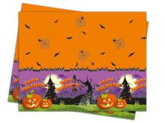 Happy Spooky Halloween - Plastic Tablecover 120x180cm