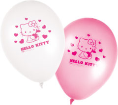 Hello Kitty Hearts - 11 Inches Printed Balloons - 81802