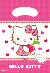 Hello Kitty Hearts - Party Bags - 81796