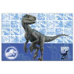 Decorata Party - Jurassic Park - Plastic Tablecover 120x180cm - 87212