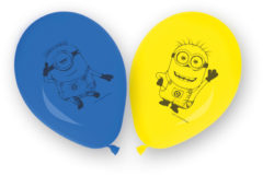 Lovely Minions - 11 Inches Printed Balloons - 87185