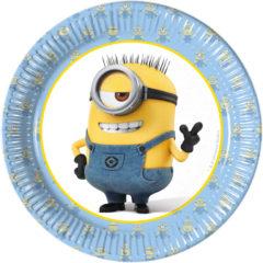 Lovely Minions - Paper Plates Medium 20cm