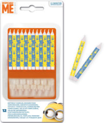 Lovely Minions - Birthday Candles - 88013