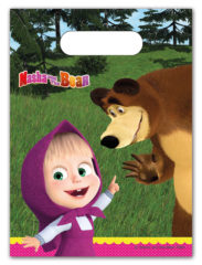 Masha And The Bear - Party Bags