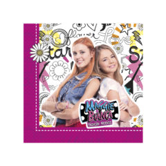Maggie & Bianca - Two - Ply Paper Napkins 33 x 33 cm - 89960
